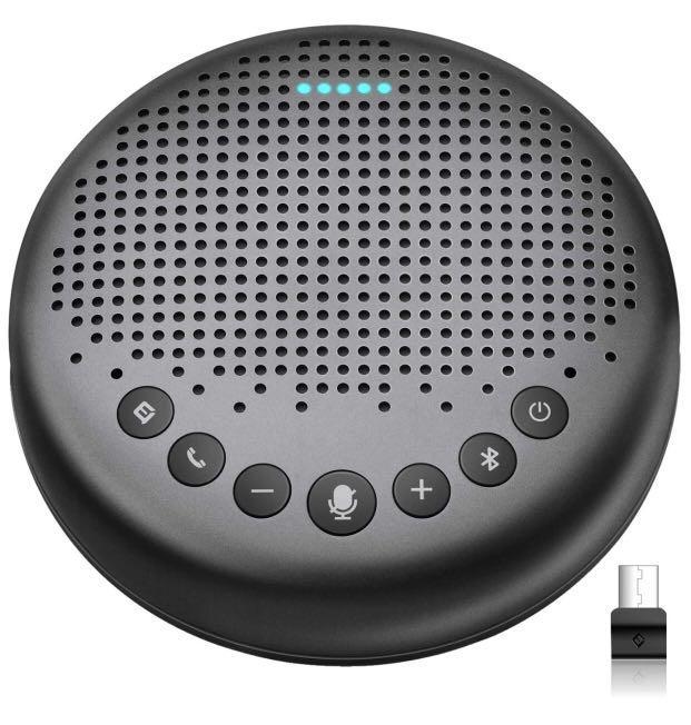 Brand new Bluetooth Speakerphone – AI Noise Reduction Algorithm Featured