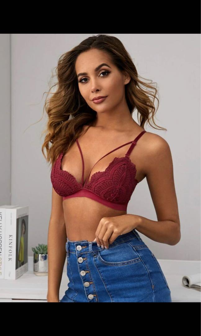 Brand new bralette (can fit a,b,c cup)