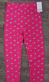 Carter's Girls Leggings. Brand New; bought from USA. Size 7. $10 each