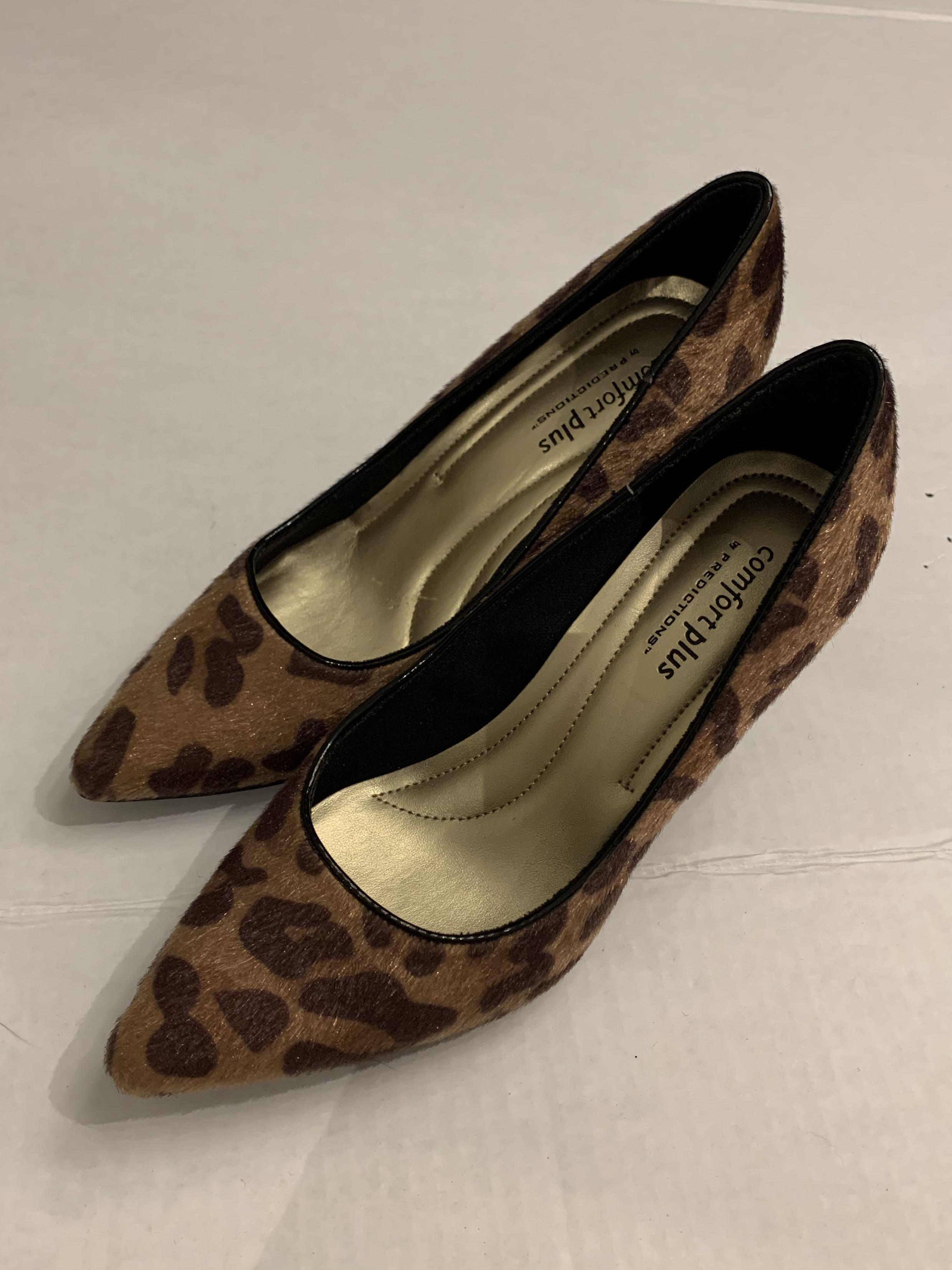 Comfort plus by predictions heels size 5w