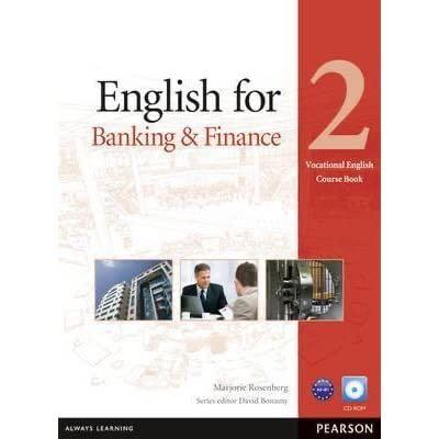 English for banking & finance