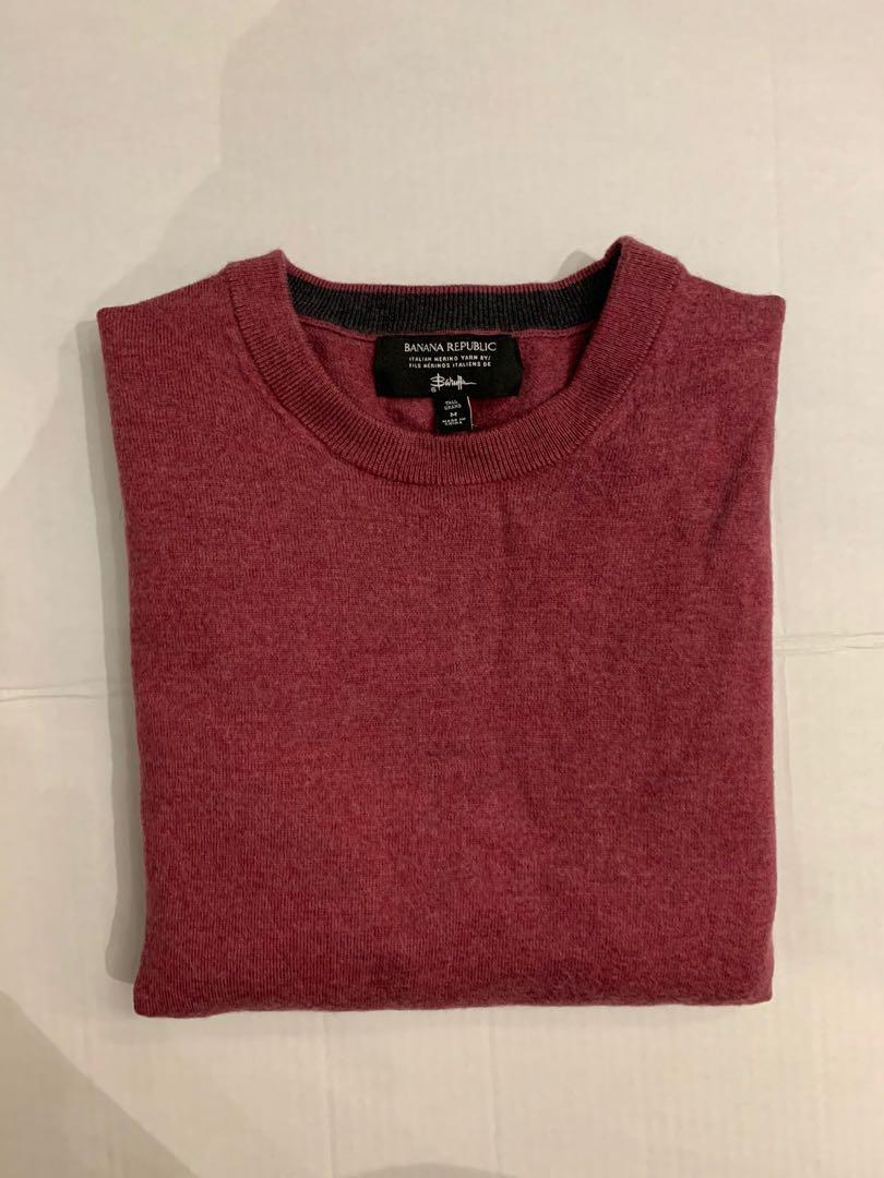 Extra fine Marino wool sweater