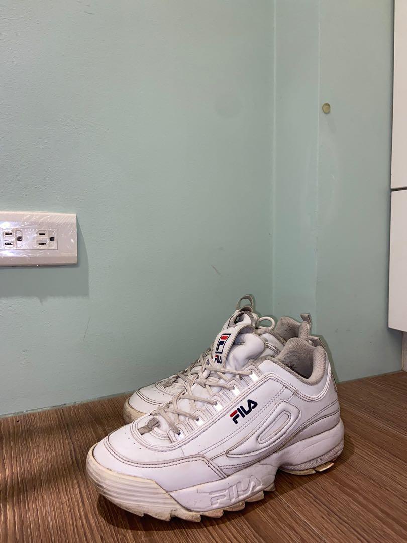 Fila 鋸齒老爹鞋
