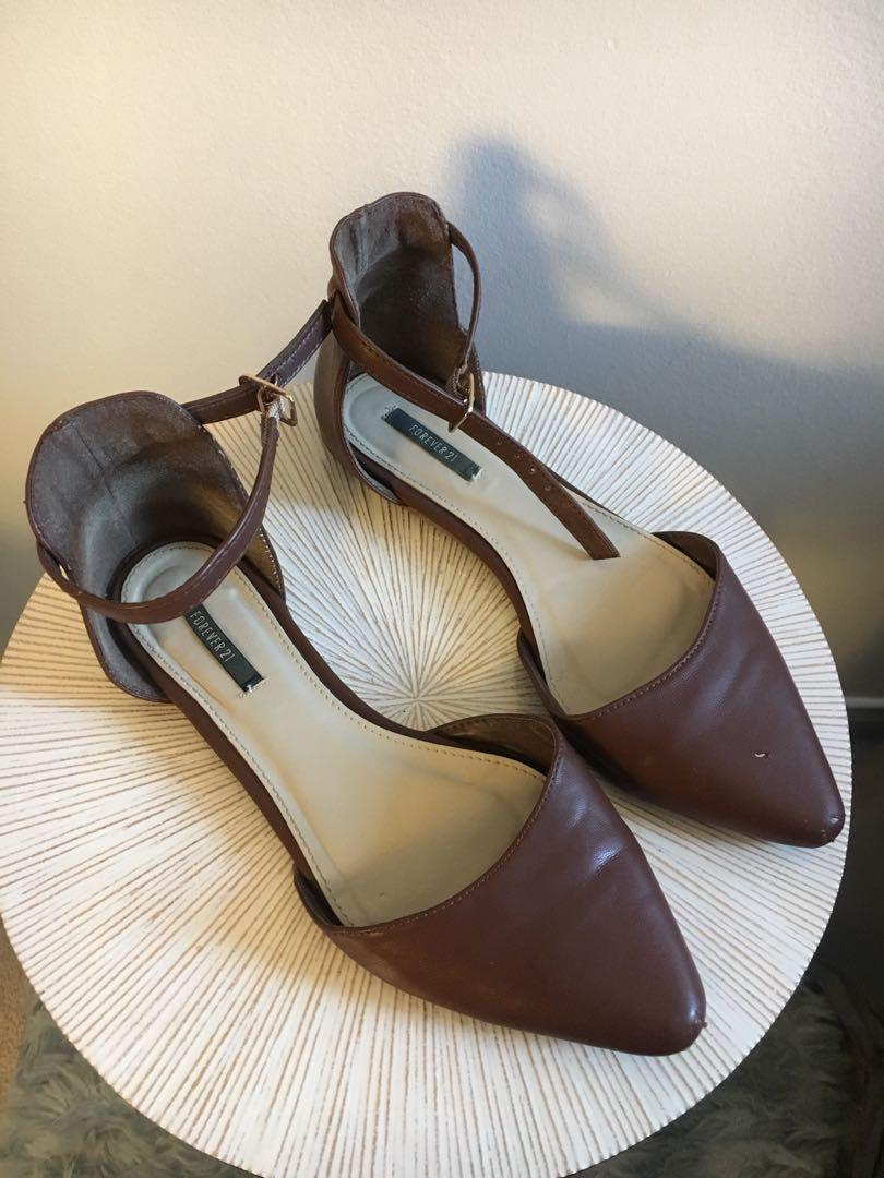 Forever 21 sandals, size 6