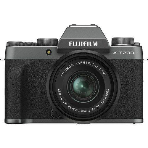 Fujifilm X-T200 Mirrorless Digital Camera with 15-45mm Lens Kredit Cepat