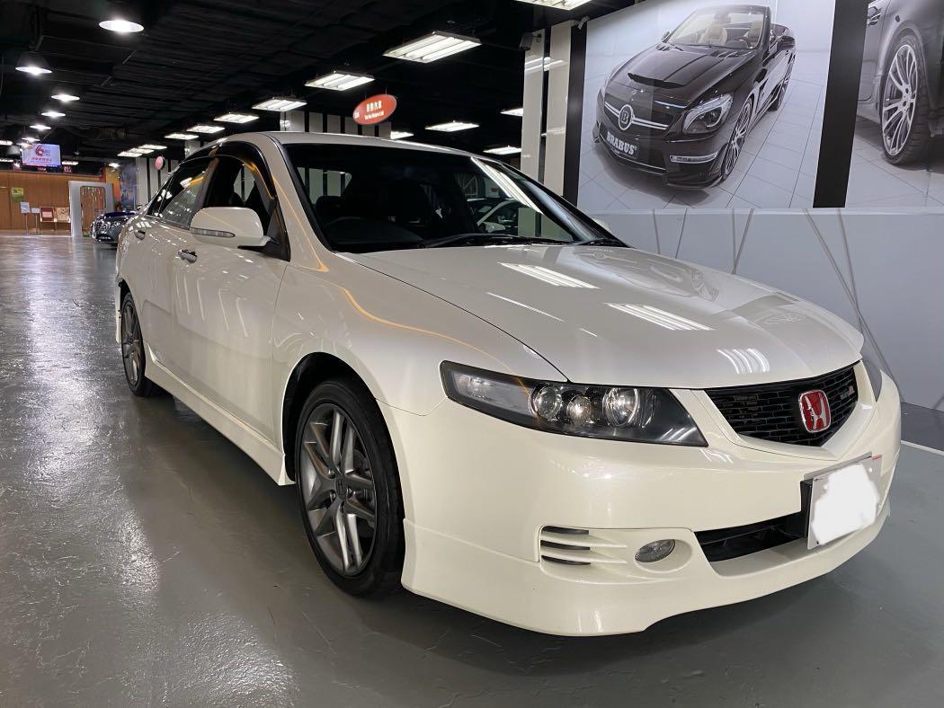 Honda Accord EURO R CL7 2.0 i-VTEC Manual