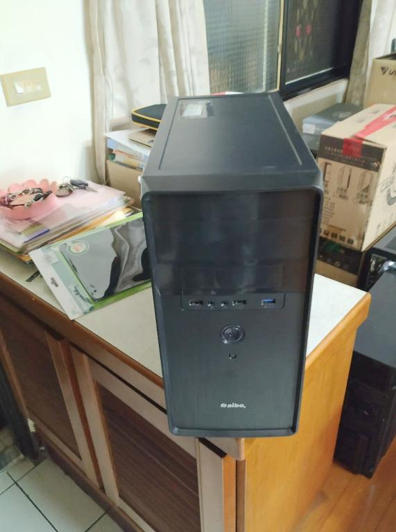I5-4590 + 16G記憶體 + SSD固態硬碟 + 全新機殼 電腦主機