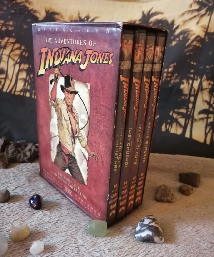 Indiana Jones DVD Box Set