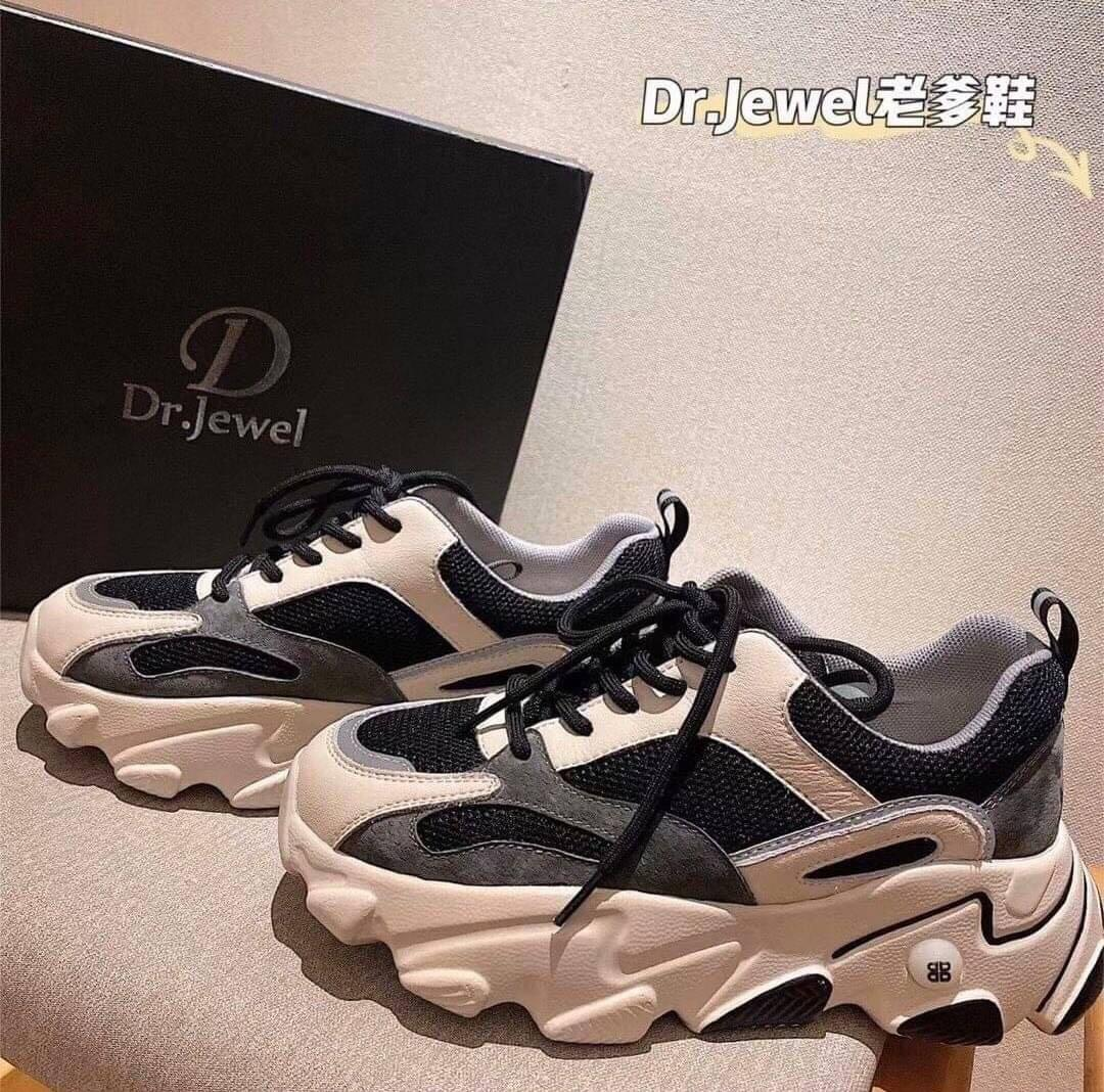 KB-0831-020 ❤️ 韓國代購—2020年韓國Dr.Jewel新版真皮老爹鞋