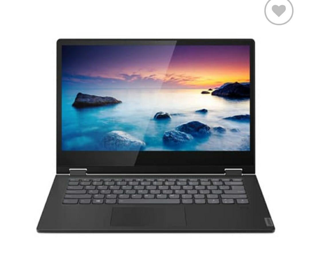Kredit Mudah Tanpa CC Free Admin LENOVO C340-14IWL BLACK I3-10110U 8GB 512GB MX230