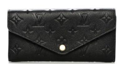 LV Inpreinte Wallet