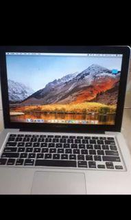 """Macbook pro 13"""" MID 2009 mulus"""