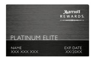 Direct Marriott  Platinum membership