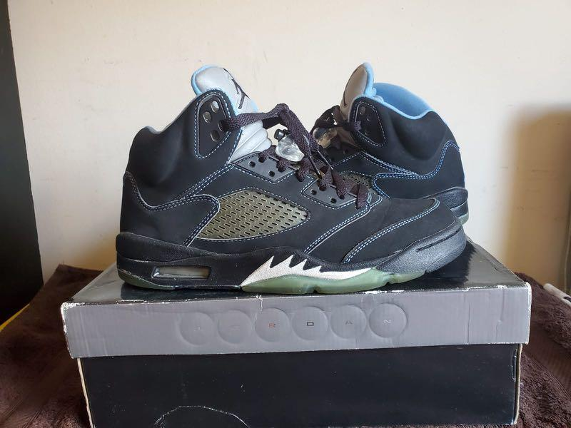 Men's Jordan 5s size 8.5