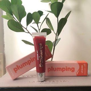 New Plumping Lipgloss