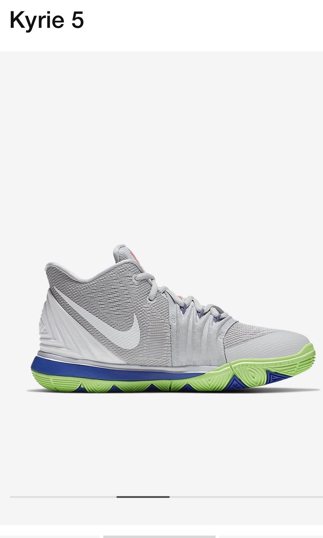 kyrie 5 basketball shoes