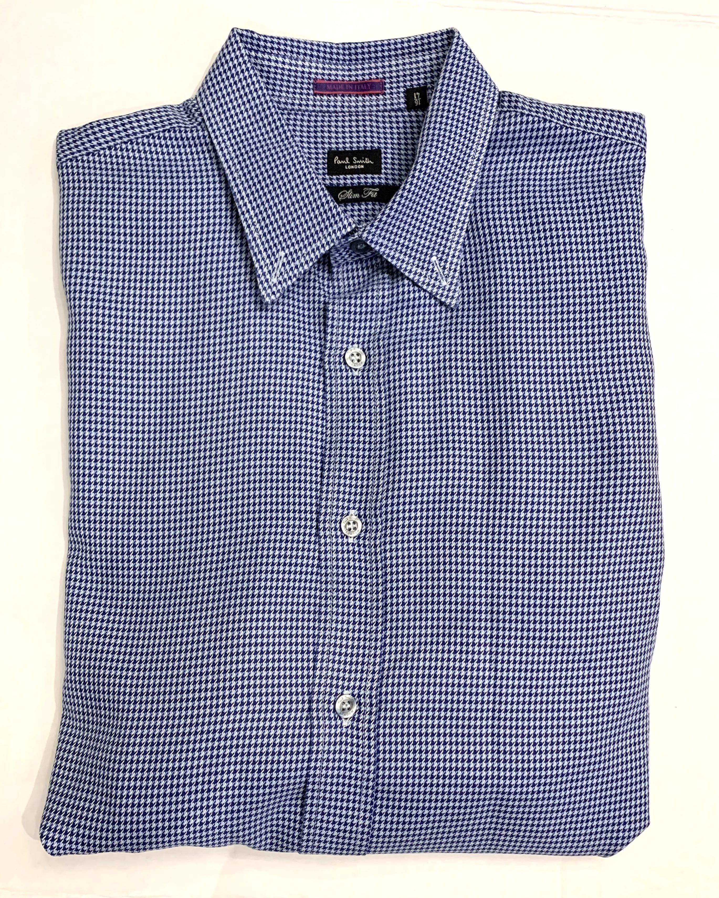 Paul Smith made in Italy men's shirt
