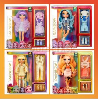 LOL Surprise Confetti Pop ~ 9 Surprises S3 ~ Gift Wrapped ~ New ~ Real MGA Dolls