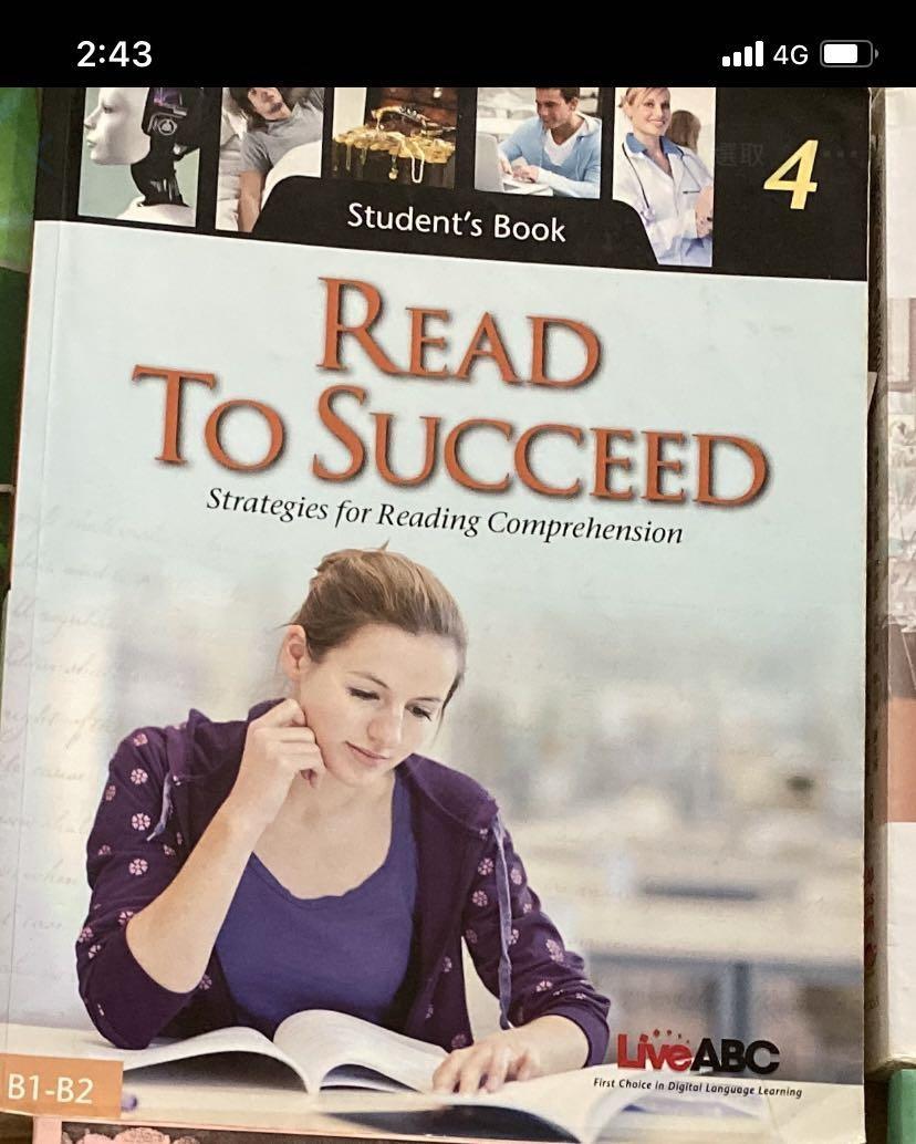 Read to succeed 4