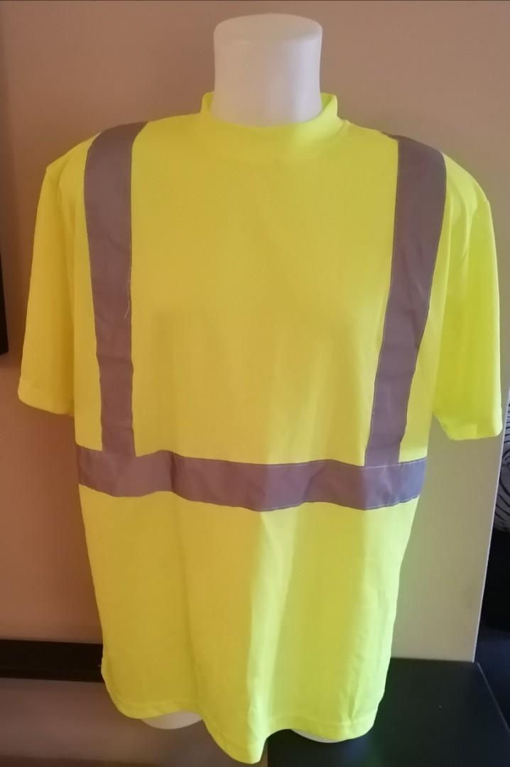 Reflective Safety Shirt
