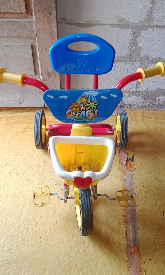 Sepeda roda 3 merk PMB