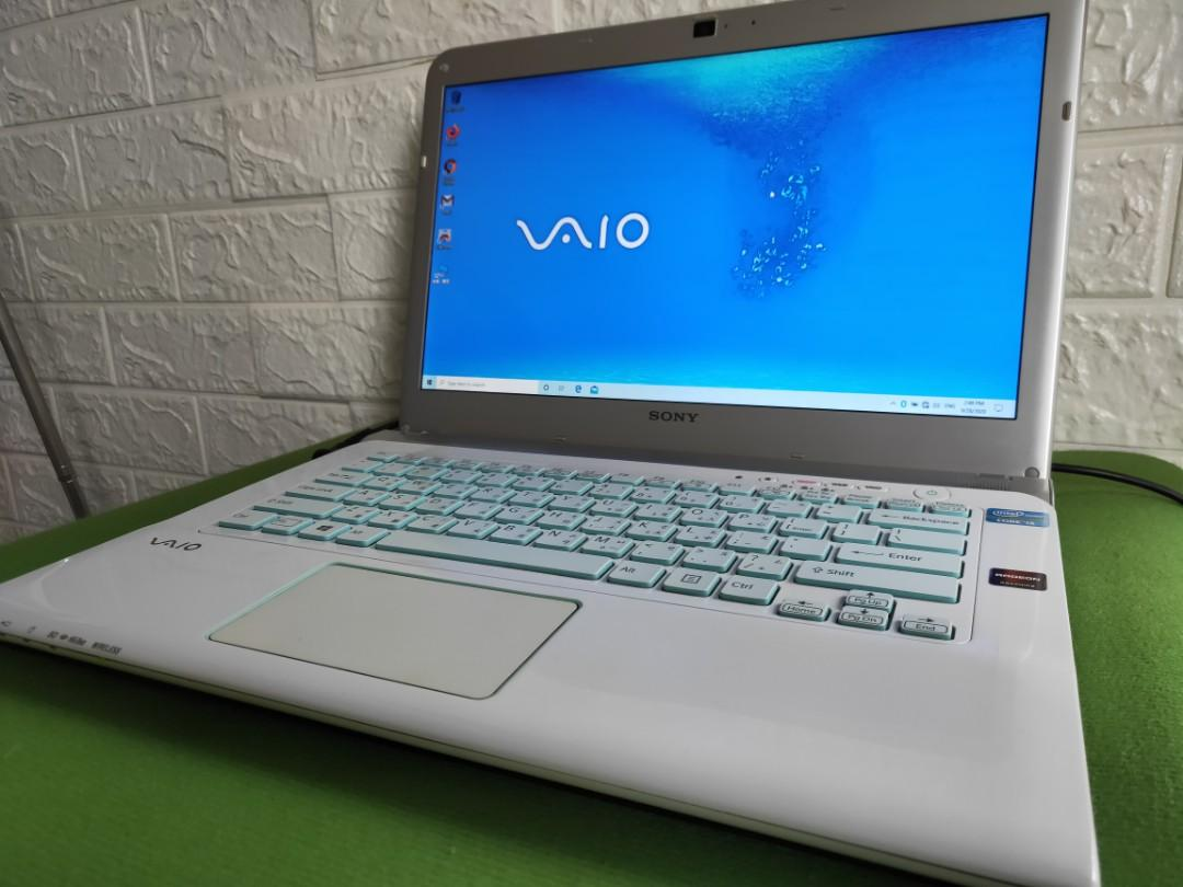 SONY VAiO/i5/win10/4GB/750GB Hdd/14.5inch/English version laptop