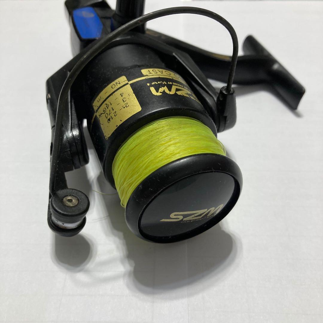 SZM 釣具/釣魚捲線器 (含釣魚線)