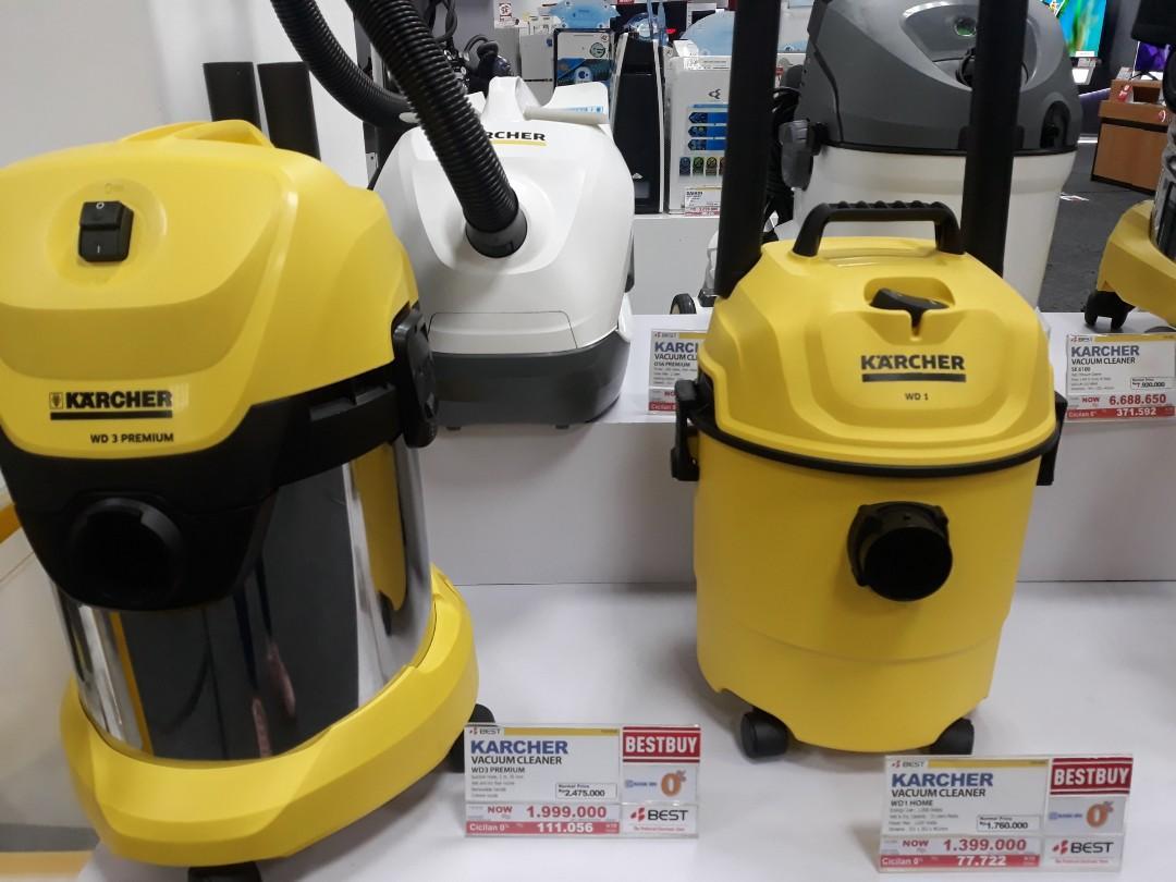 Vacuum Cleaner Karcher Kredit Dp0%