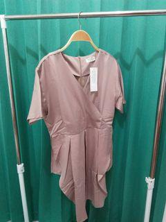 Blouse in Brown Beatrice