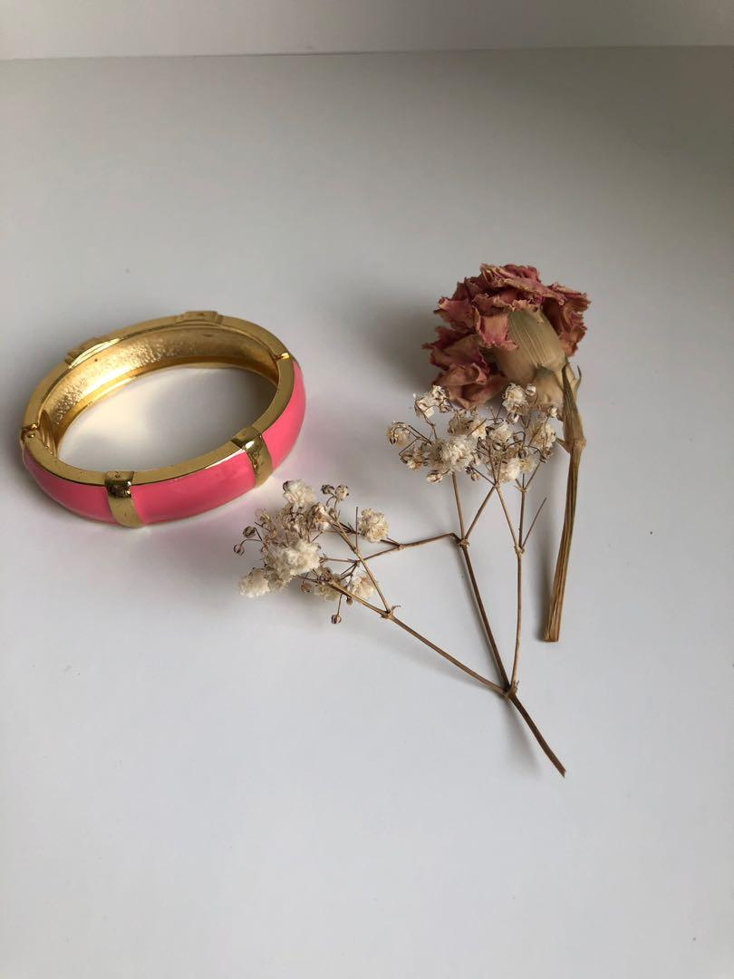Bracelet - Pink&Gold - in Great Condition