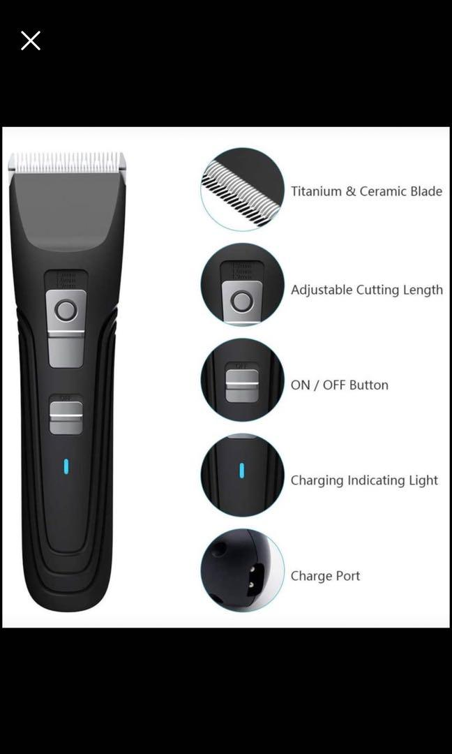 Brand new Hair Clippers for Men,Cordless Rechargeable Hair Trimmers Beard