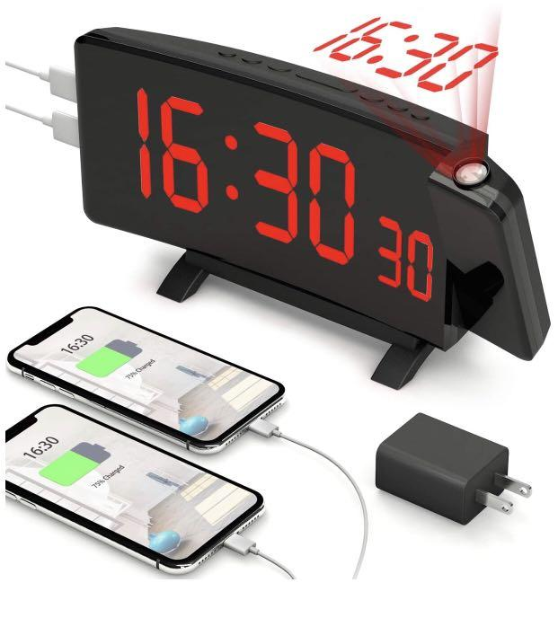 Brand new Projection Alarm Clock