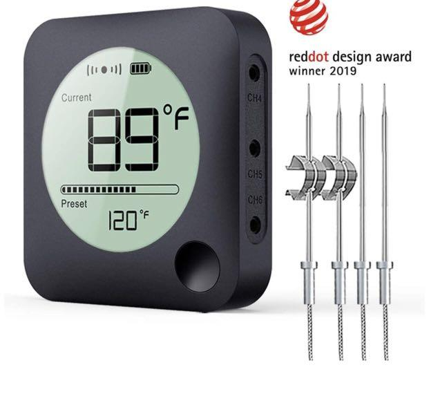 Brand new  Wireless Bluetooth Meat Thermometer for Grilling