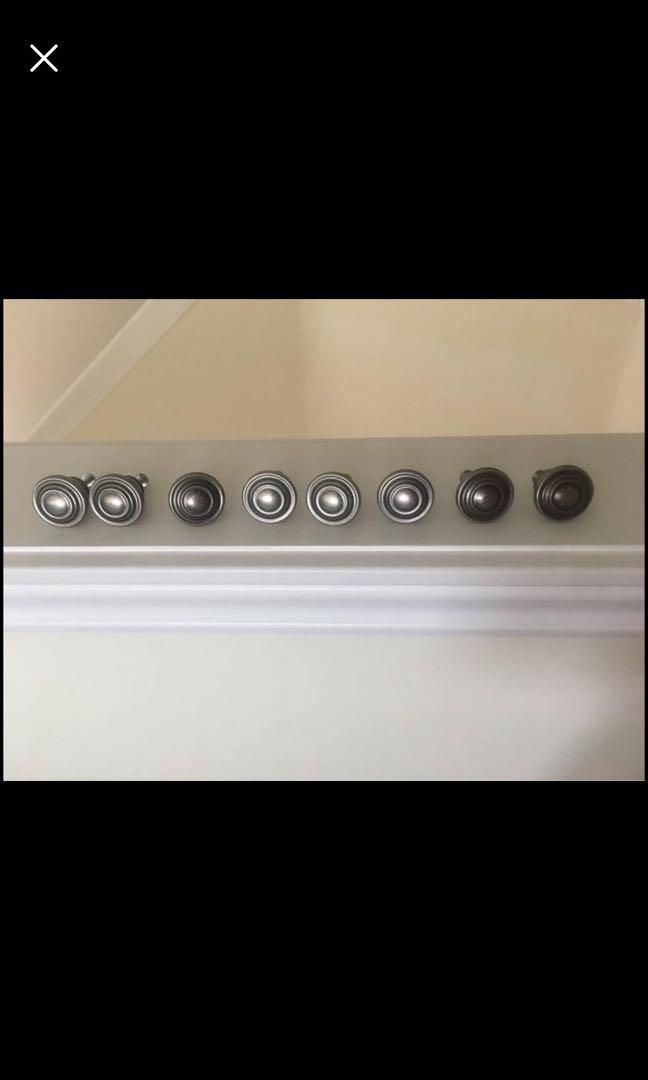 Cabinet  knobs 8 pack