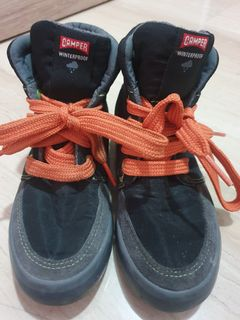camper pursuit school shoes
