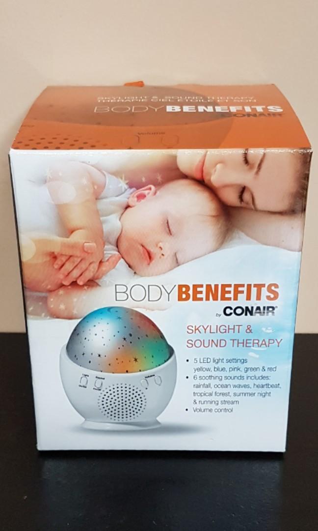Conair Skylight & Sound Therapy