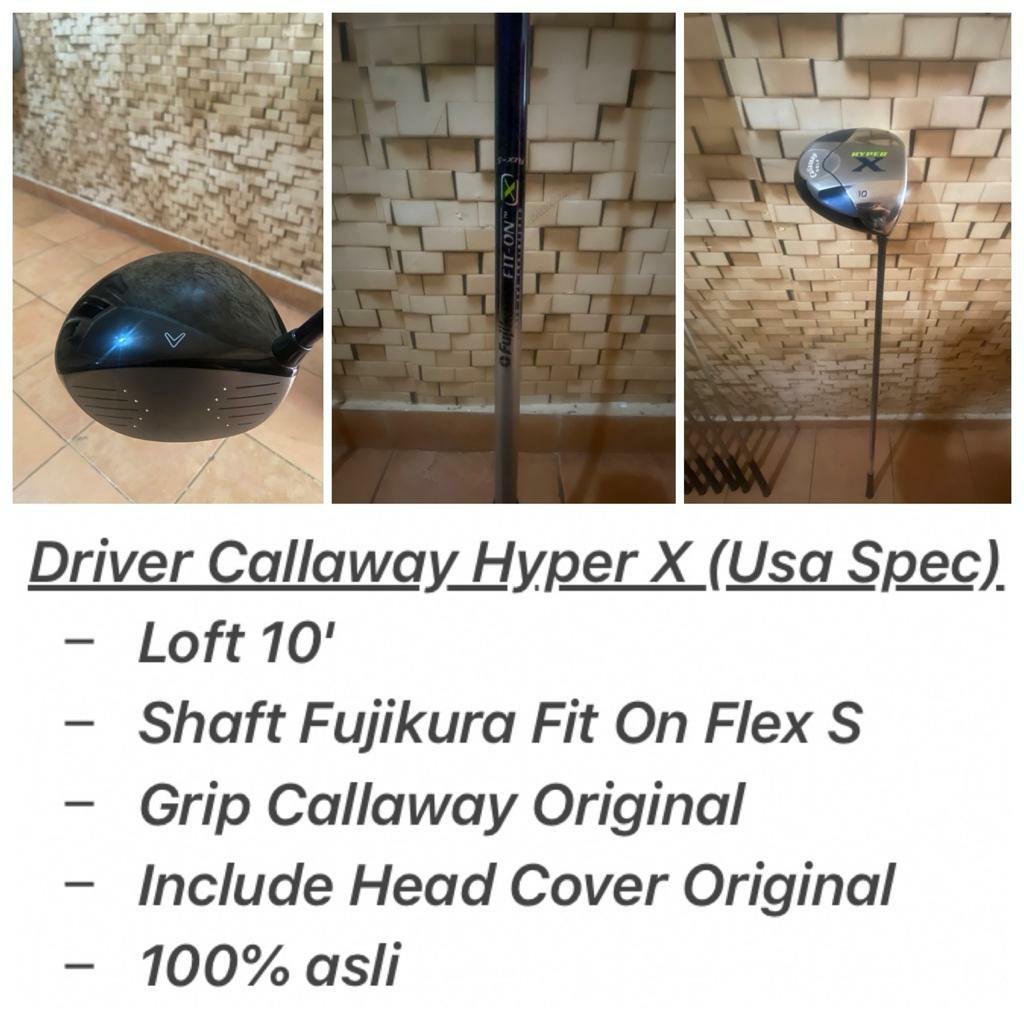 Driver Callway Hyper X (USA Spec)