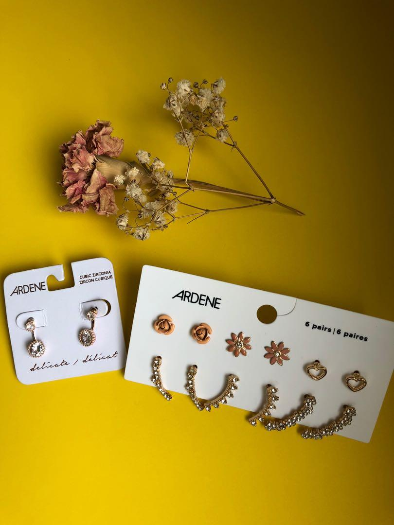 Earring Sets - by ARDENE - BRAND NEW
