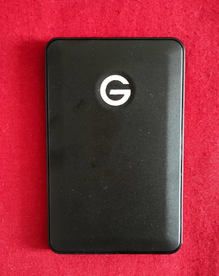 External Hard disk G technology 1 Tera ORI
