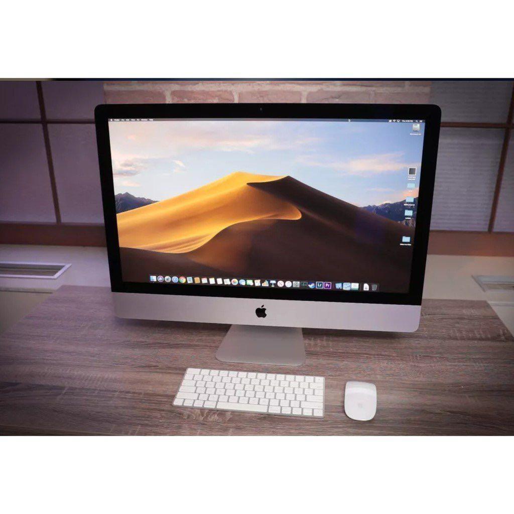 APPLE iMac 27 5K 3.8G PRO 580-8G 2T 128G SSD 最美桌電 刷卡分期零利率