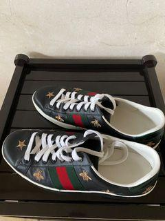 Gucci Mens Sneakers Bee New AC