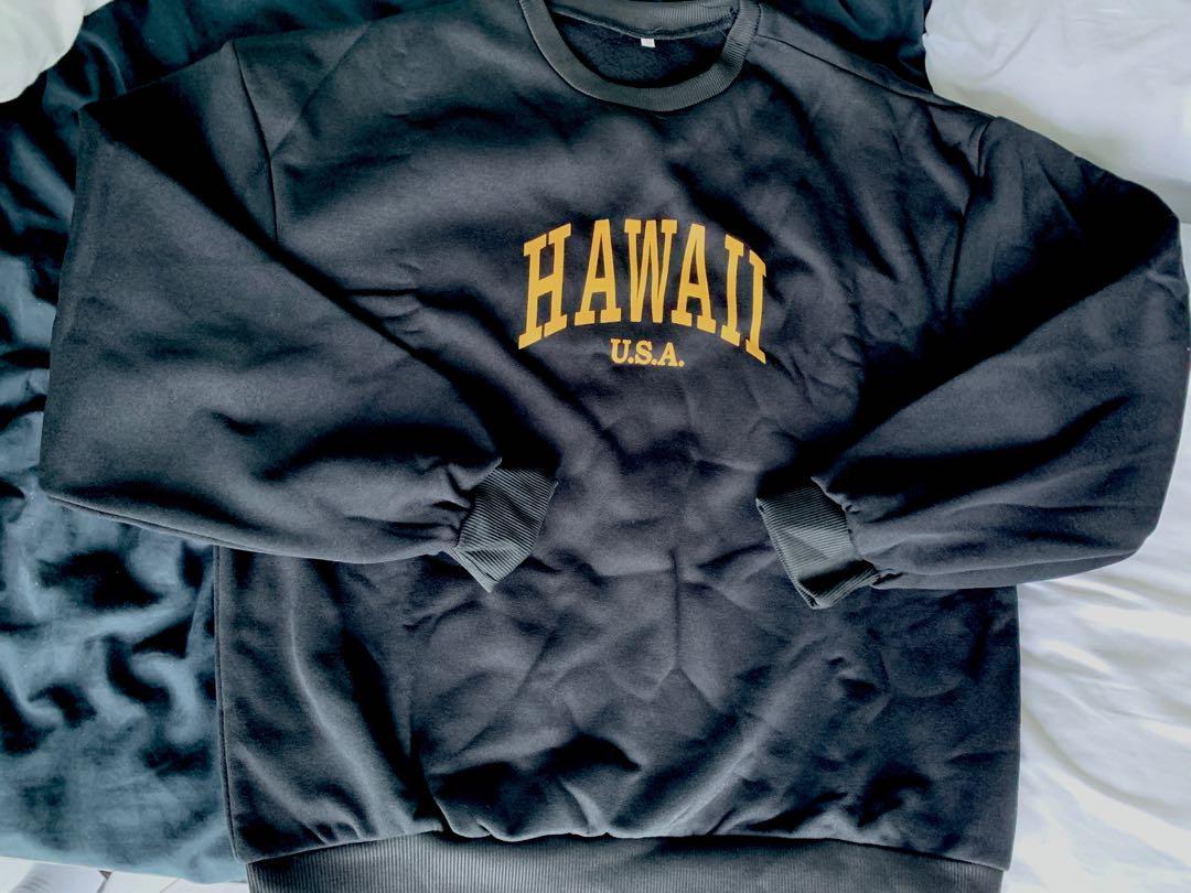 Hawaii oversized sweatshirt size small