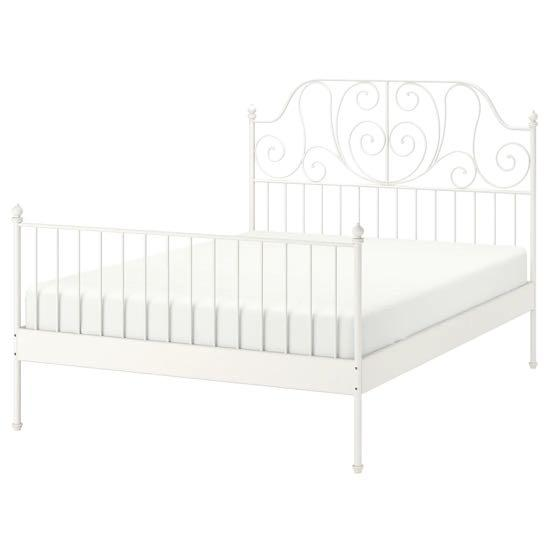 IKEA Metal Bed Frame (Double)