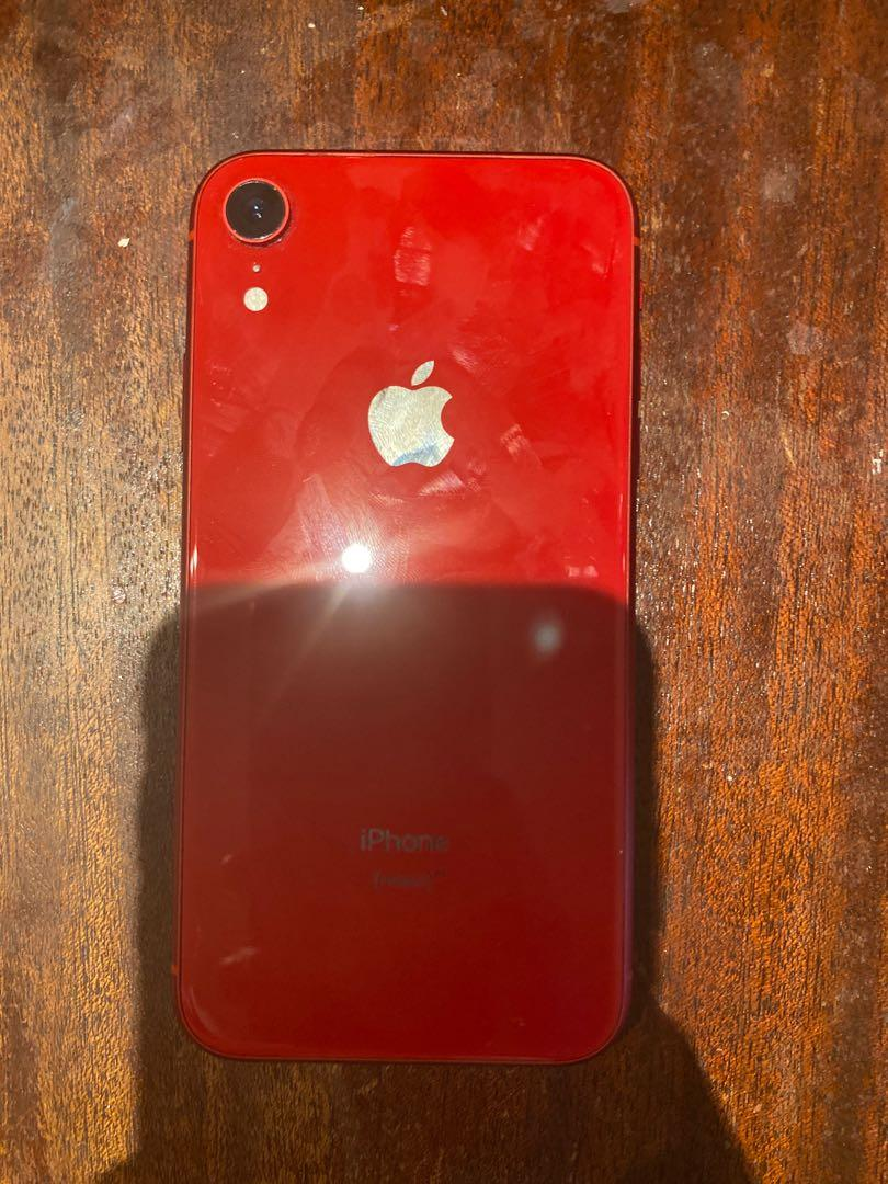iPhone XR (red product) 128g