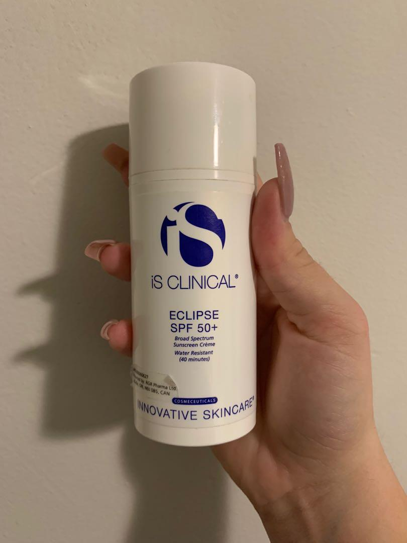 IsClinical eclipse sunscreen