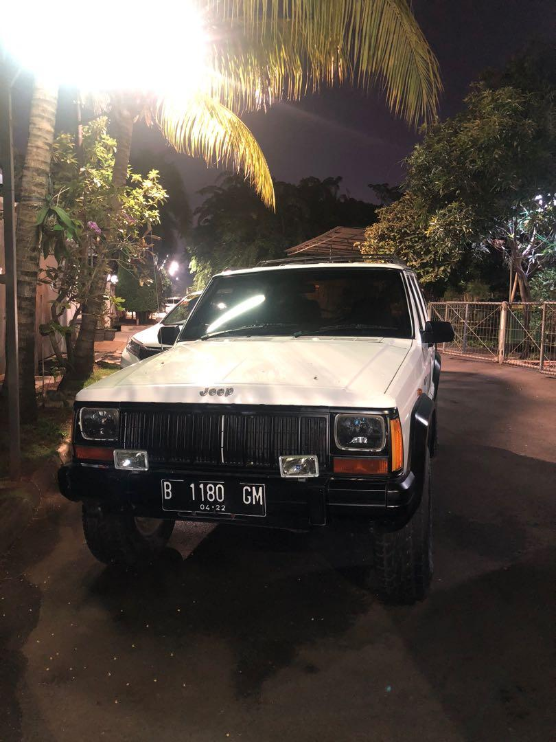 Jeep Chrysler Cherokee 97 sport