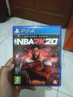 Kaset NBA 2K20 PS4