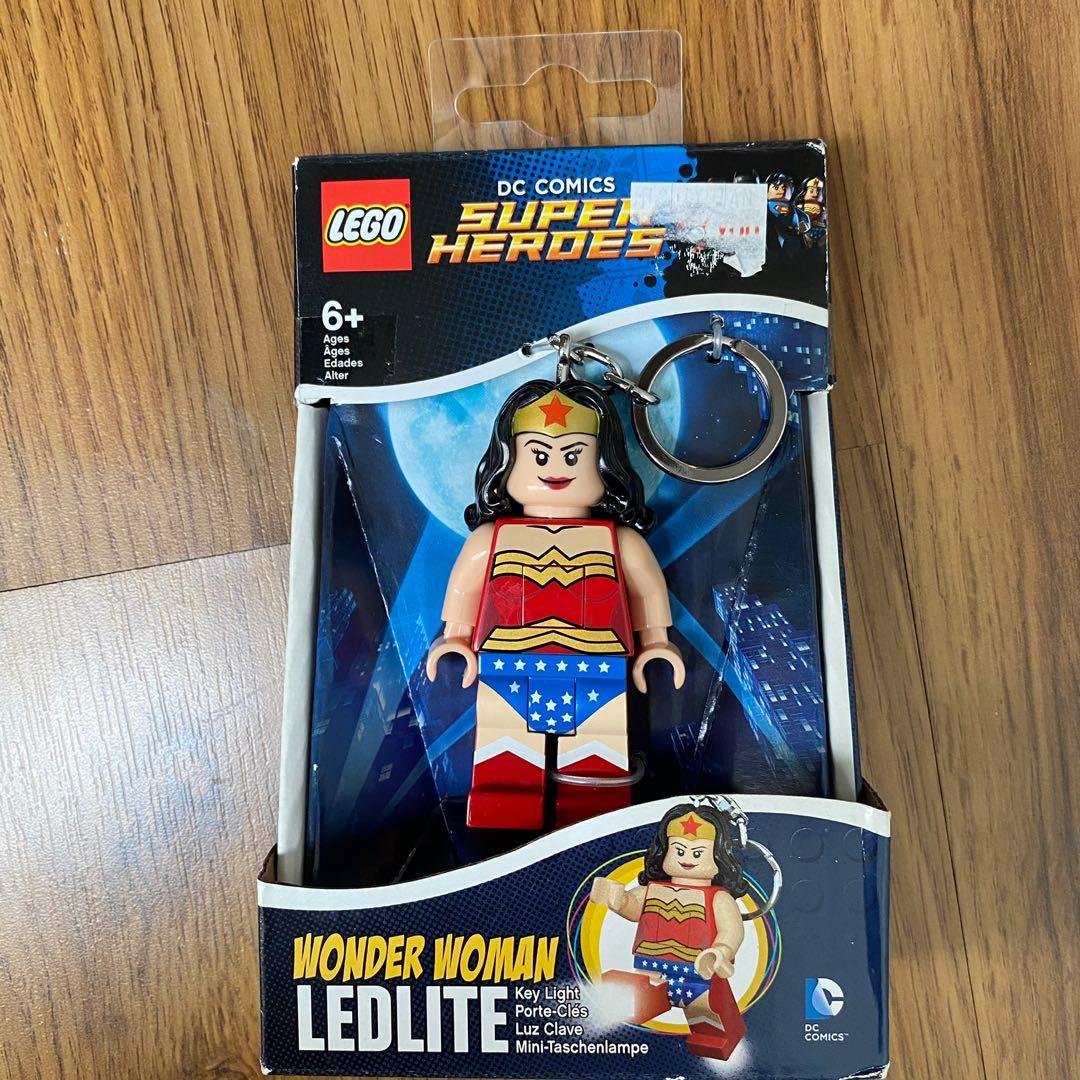 Lego Wonder Women Key Chain Toys Games Other Toys On Carousell