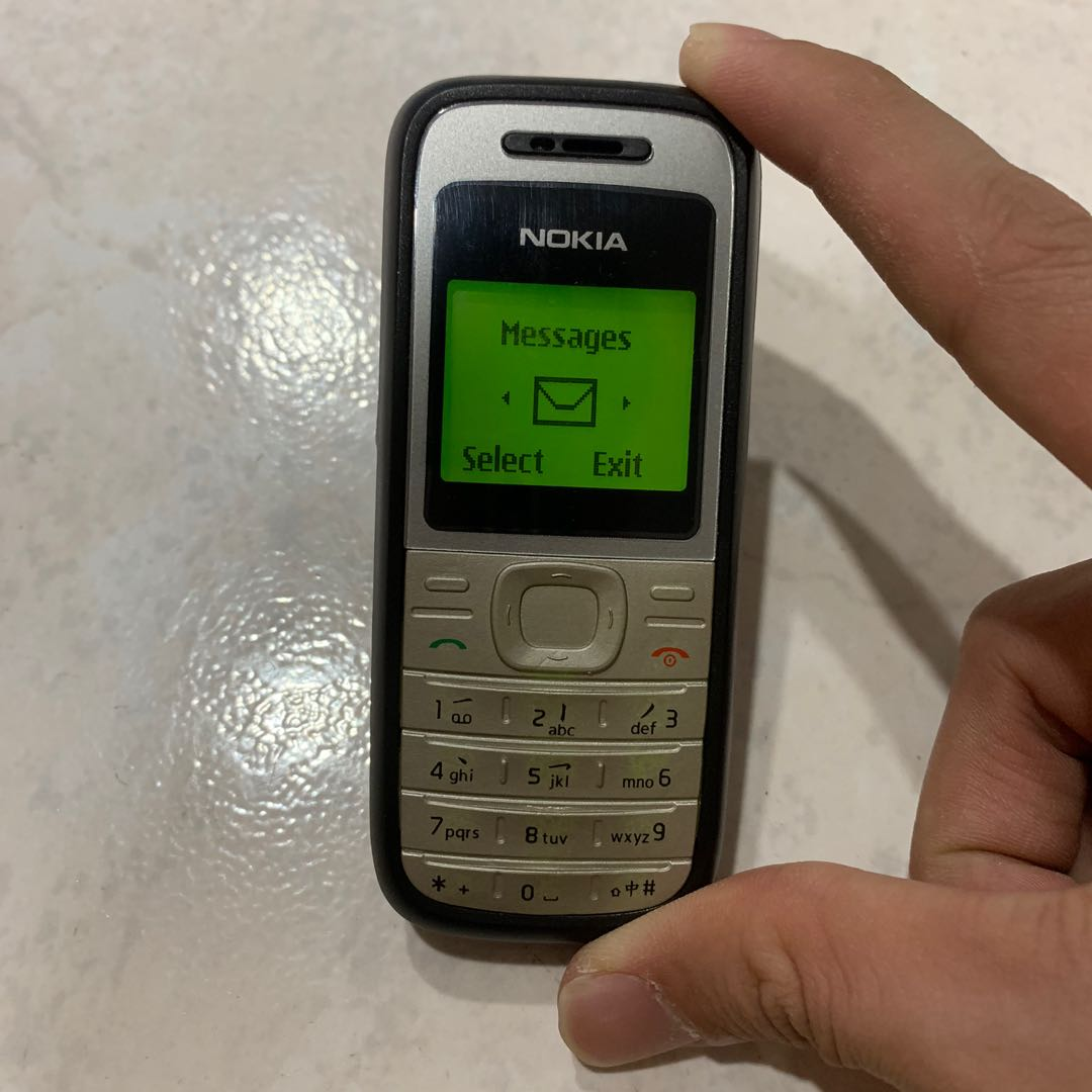 Nokia 1100 2g Vintage Clearances Mobile Phones Tablets Others On Carousell