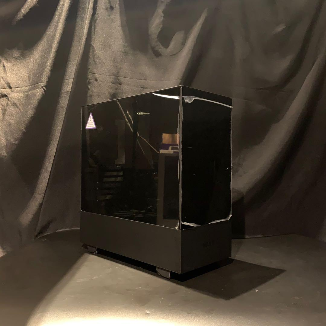 Nzxt H510 Elite Black Premium Compact Mid Tower Atx Computer Case Electronics Computer Parts Accessories On Carousell
